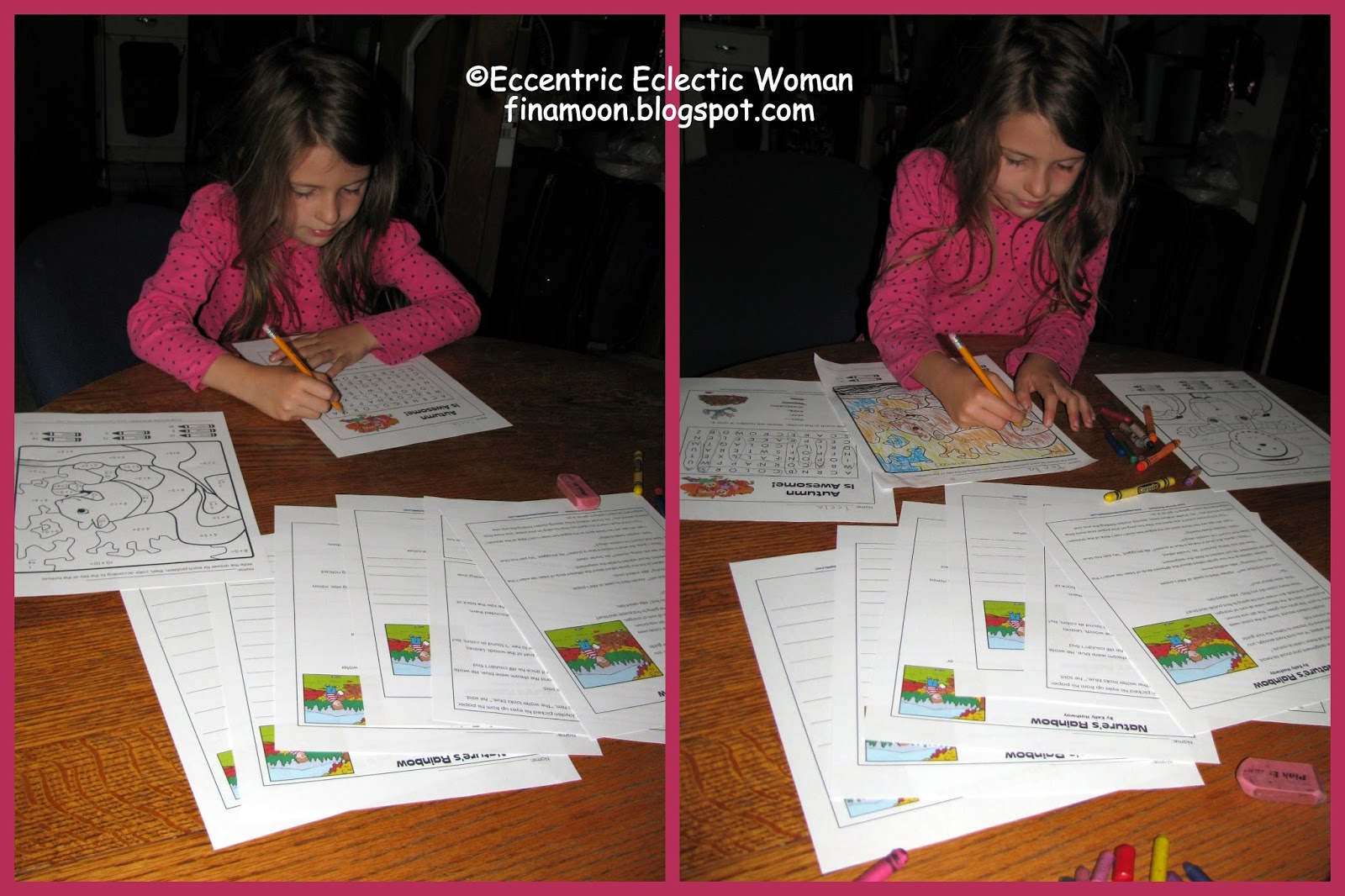 Eccentric Eclectic Woman: Super Teacher Worksheets Individual ...