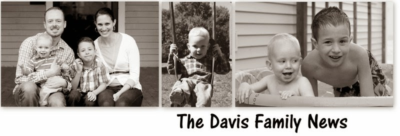 The Davis Family News