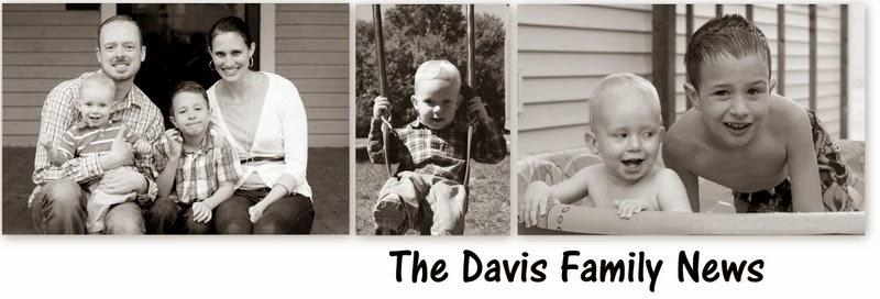 The Davis Family News