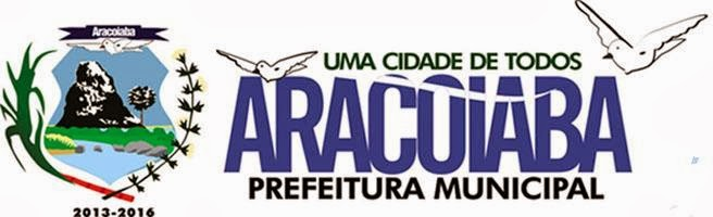 SITE - Município de Aracoiaba