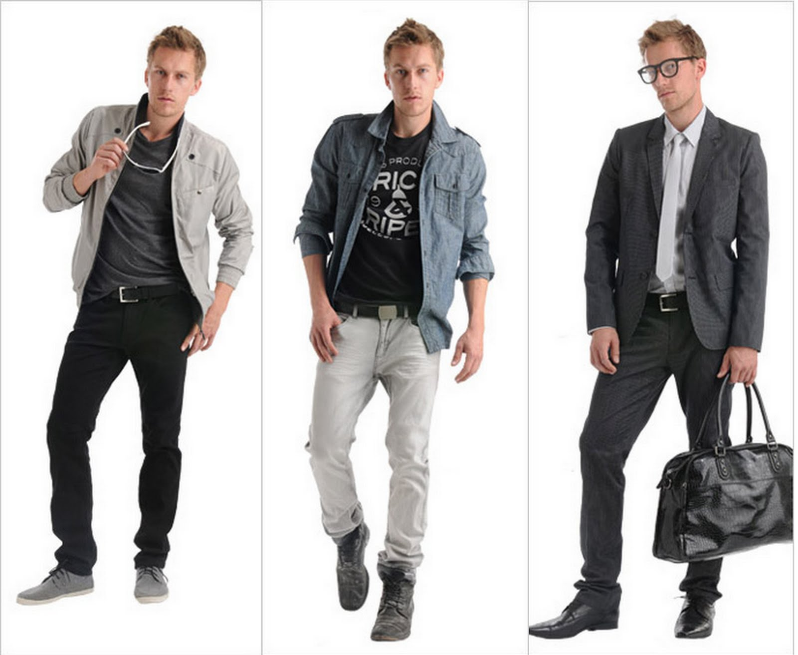 Get the latest men's fashion trends exclusive on kumau.ml