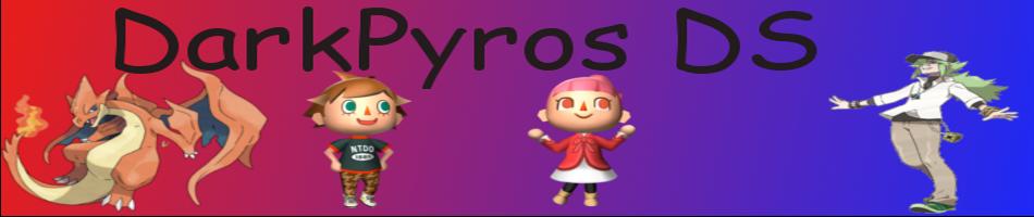DarkPyros juegos DS