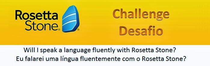 Rosetta Stone Challenge
