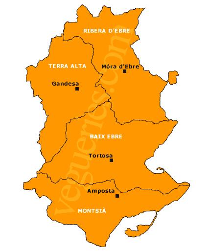 Equip LIC a les Terres de l'Ebre