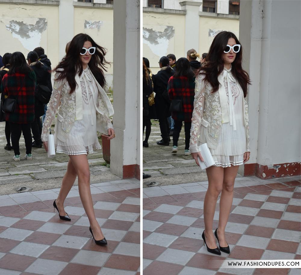 Street Style Milan Fashion Week 2015 Kiki Tales