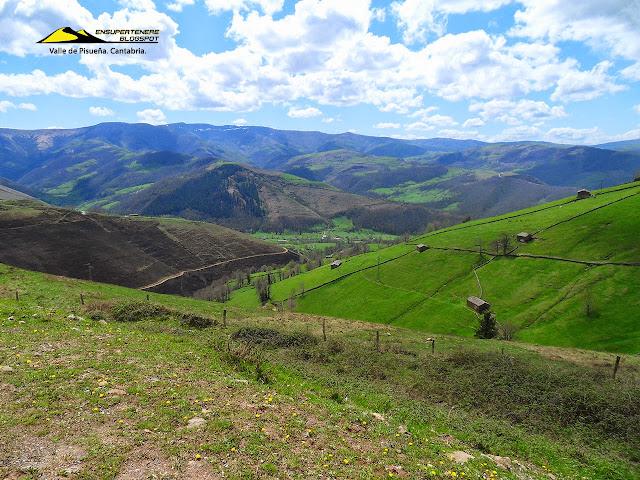 Valle de Pisueña Cantabria.