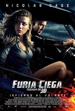 Furia Ciega DVDRip Español Latino 3D 2011