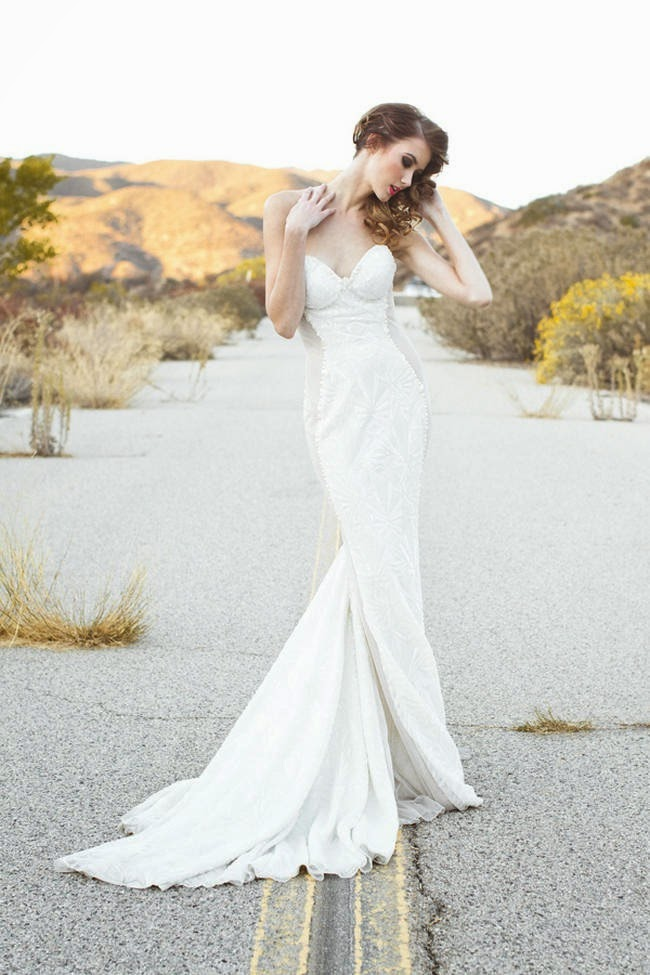 Galia Lahav's 2015 Glam Wedding Collection
