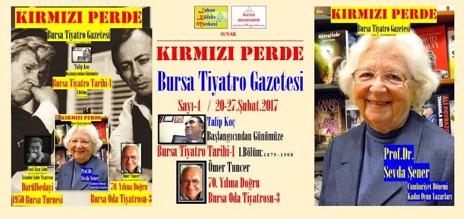 Bursa Tiyatro Gazetesi