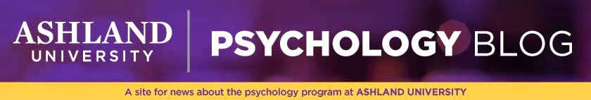 Ashland University Psychology Department Blog