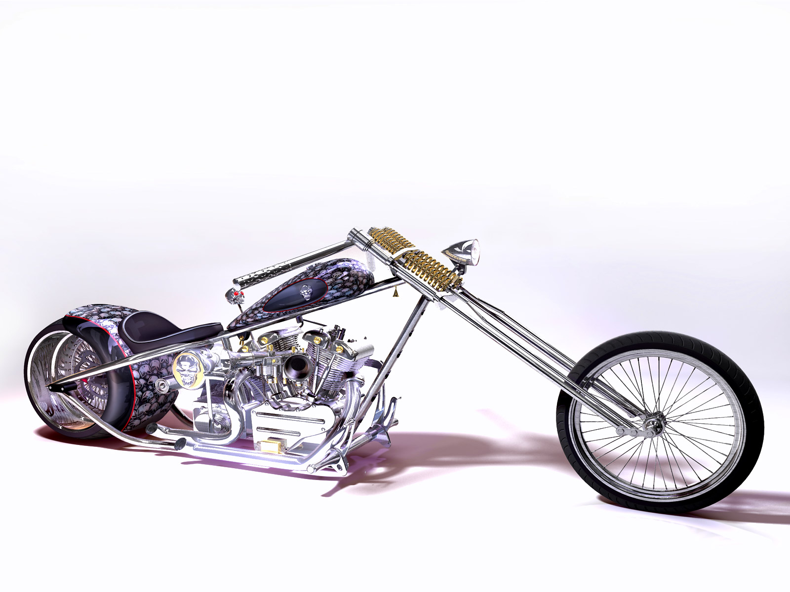 free games wallpapers: free 3d bike-motor bike wallpapers - download