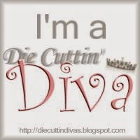 Die Cutting Diva's Recognition Mar 2015