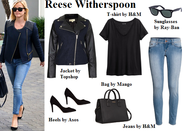 reese witherspoon, jeans, style, fashion