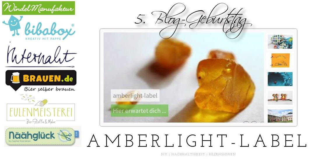 Verlosung bei amberlight label