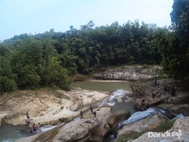 Air Terjun Tirto Galuh / Kedung Malang