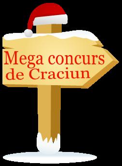 """Concursul """"TOMBOLA CRACIUNULUI 2013"""""""