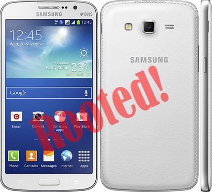 Root Samsung Galaxy Grand 2 Duos SM-G7102