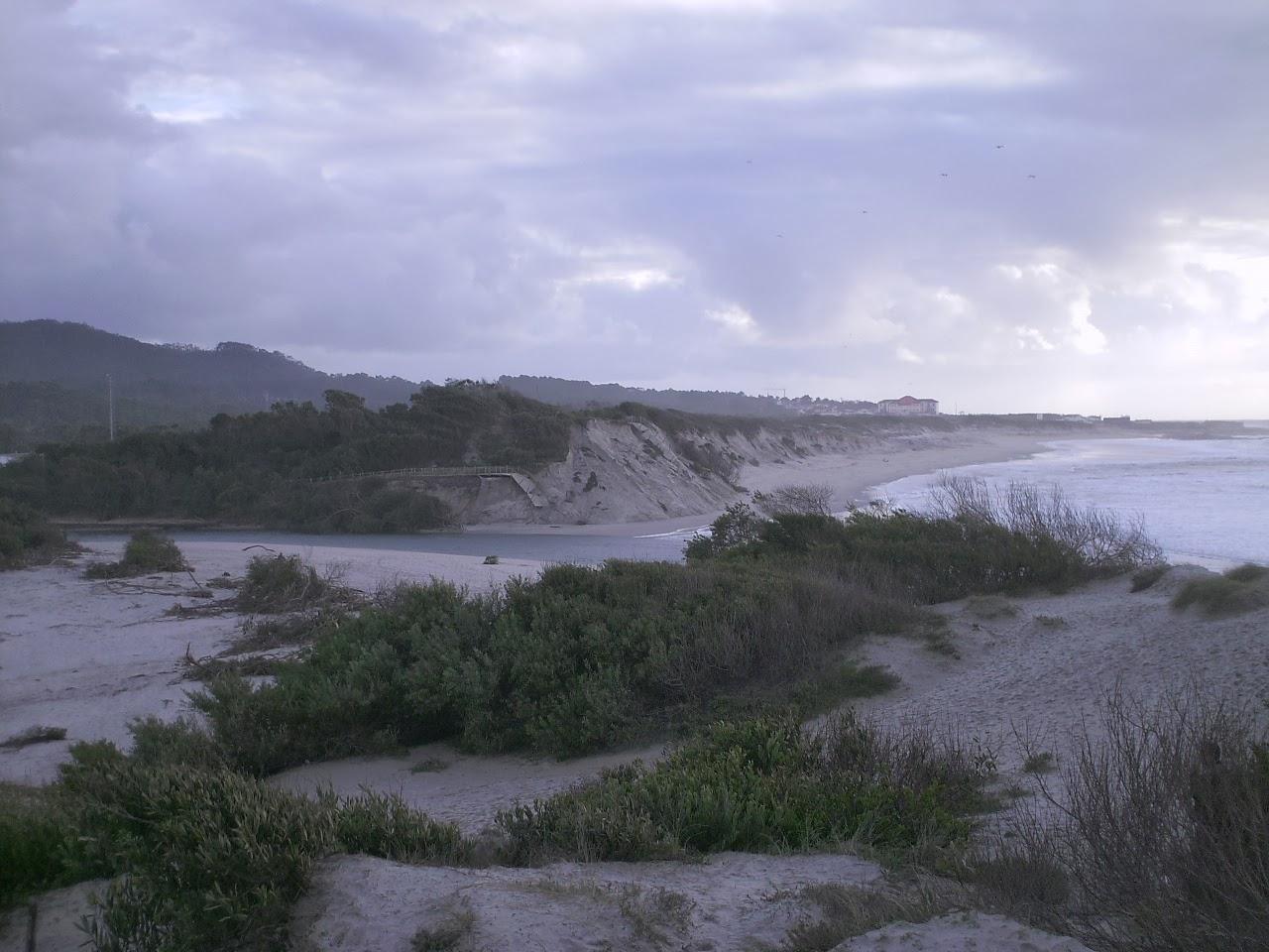 Nova foz do Rio Âncora