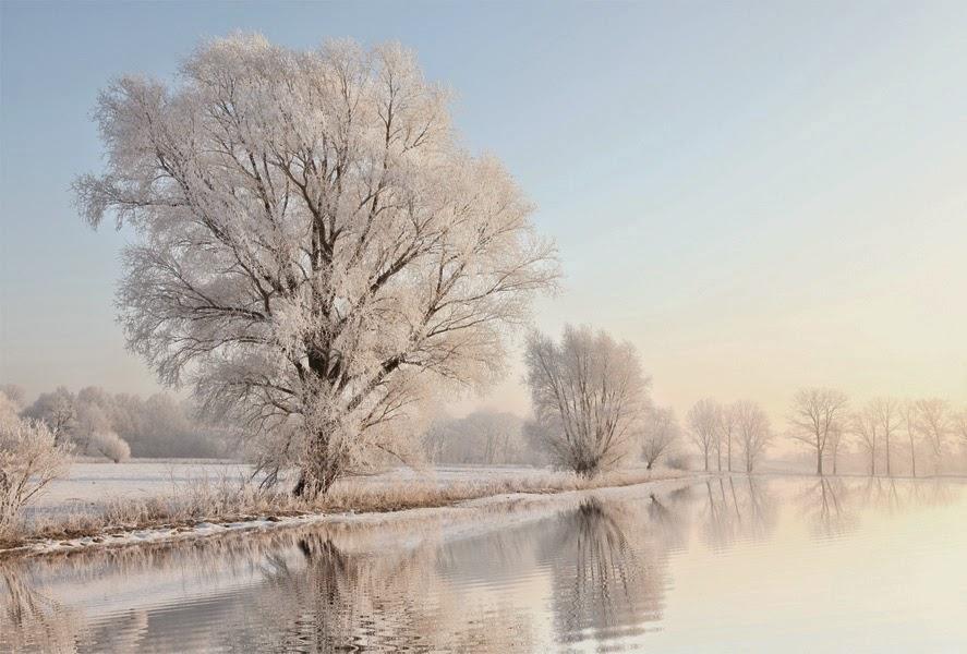 …Bo tęsknię za taką zimą :(