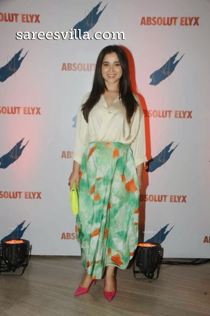 Simone Singh At Absolut Elyx party