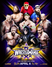 WATCH: WWE WrestleMania 30