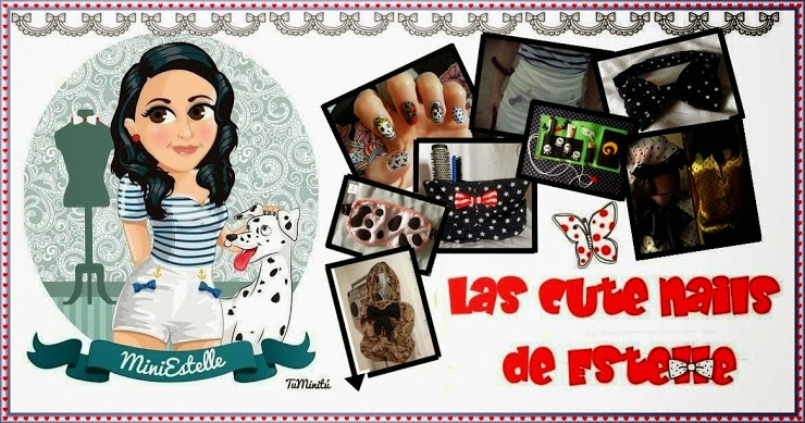 Las Cute Nails de Estelle