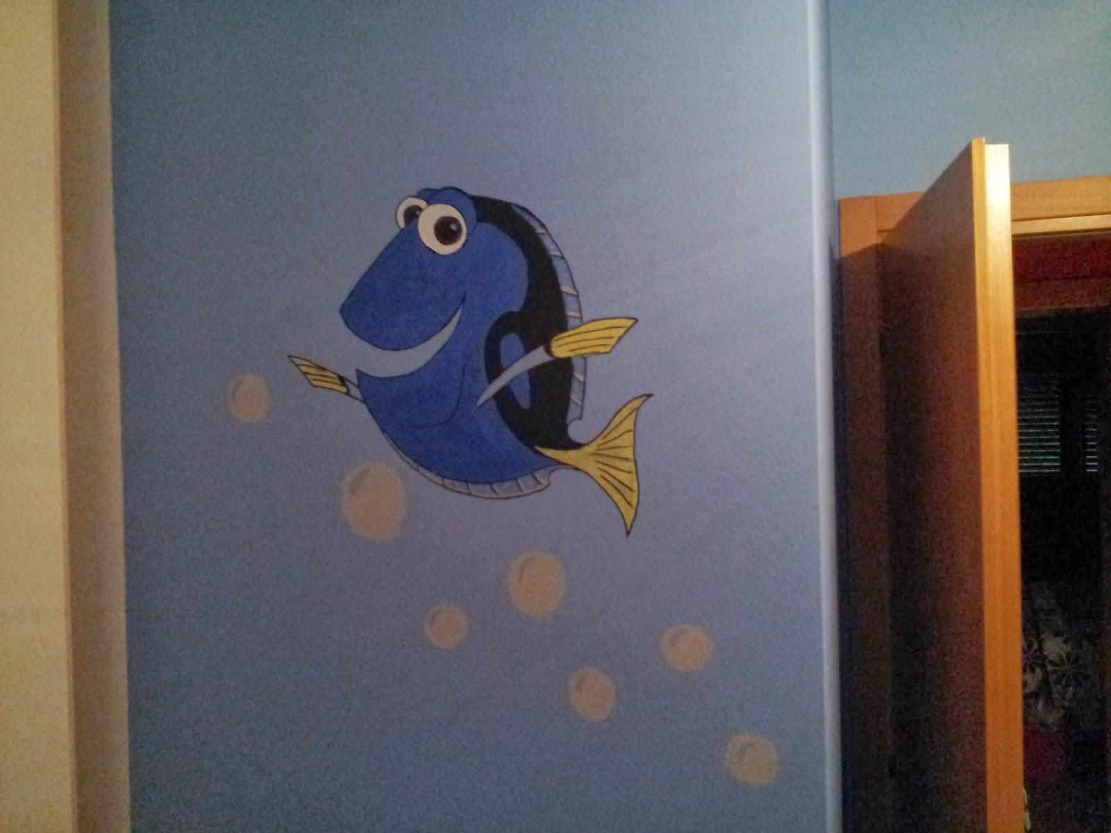 Il laboratorio di gerry come disegnare sulla parete di for Disegnare i propri piani di casa