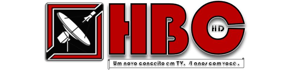 HBC | HD - Um novo conceito em Tv. 4 anos com você.