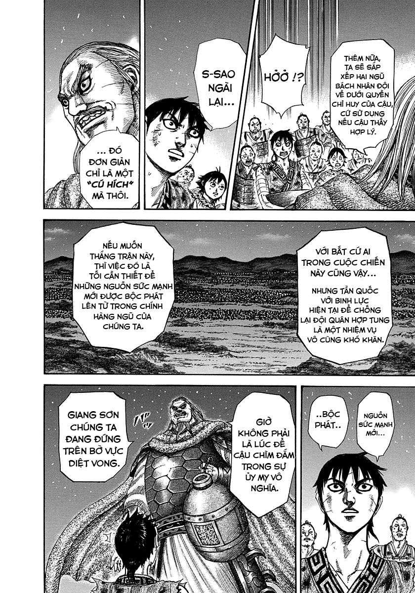 Kingdom - Vương Giả Thiên Hạ Chapter 289 page 10 - IZTruyenTranh.com