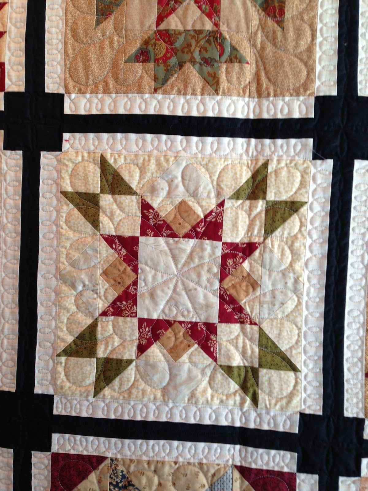 The Whole Quilt & Caboodle: Washington Shops and a couple of Projects : country carriage quilts - Adamdwight.com
