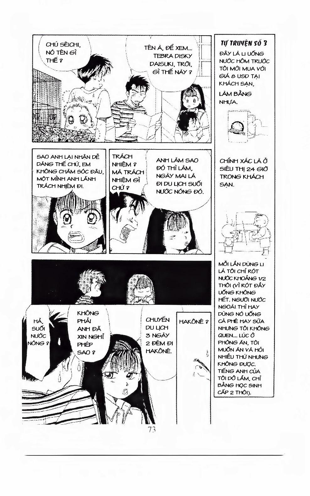 Em Bé Và Tôi chap 93 - Trang 6