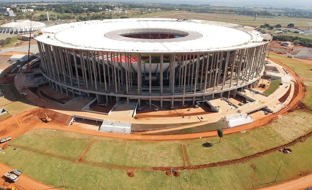 Arena multiuso de Brasília
