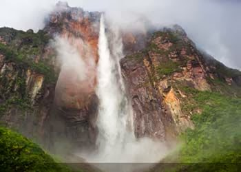 Highest Waterfall, Guinness World Record