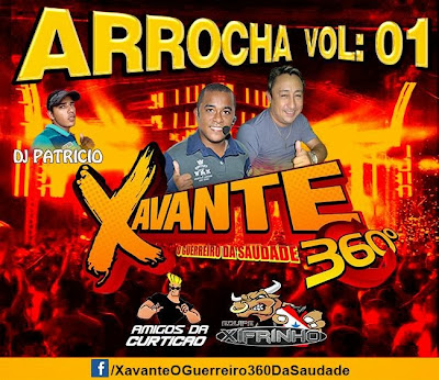CD ARROCHA VOL:01 XAVANTES