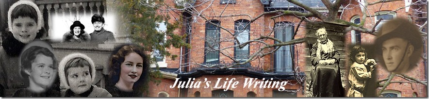 Julia's Life Writing