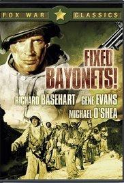 Watch Fixed Bayonets! Online Free 1951 Putlocker