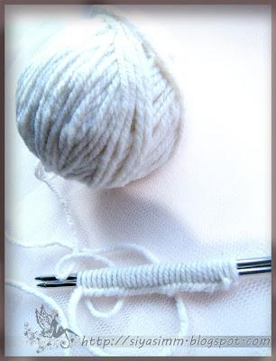 как связать пинетки спицами