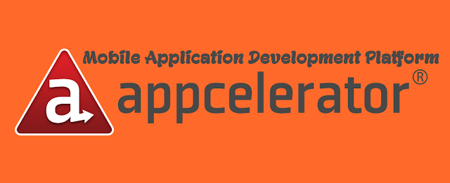appcelerator mobile application development platform
