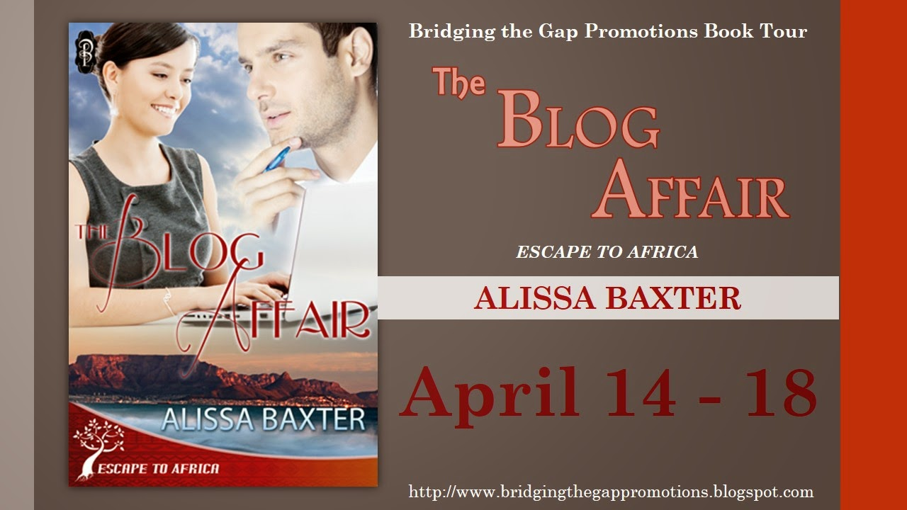 The Blog Affair Book Tour