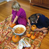 Pumpkin Carving Kids_Seeds_New England Fall Events
