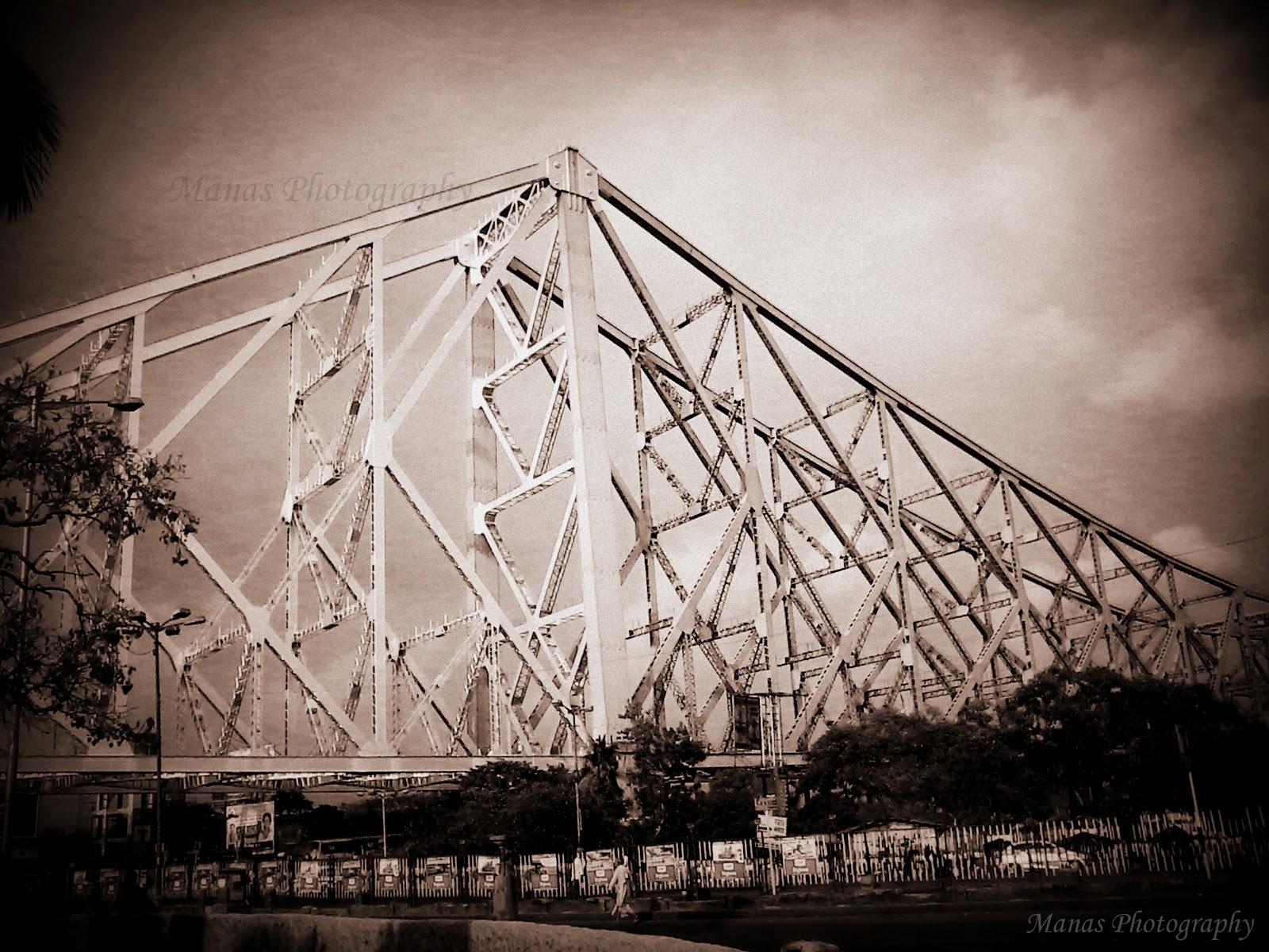 Howrah bridgerabindra setu