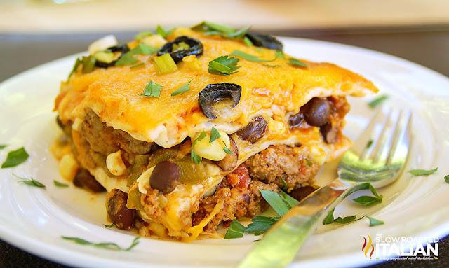 http://parade.com/26608/donnaelick/30-minute-mexican-lasagna/
