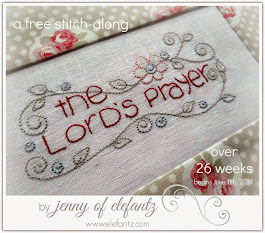 FREE Lord's Prayer 26 block Quilt pattern!