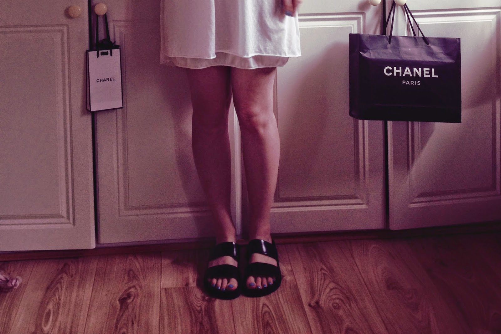zara summer dress, zara sliders, fashion blog