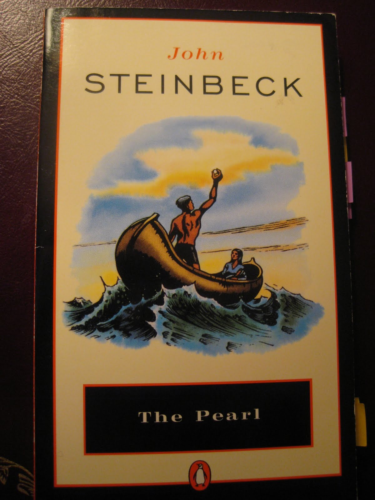 archetypes in the pearl by john steinbeck