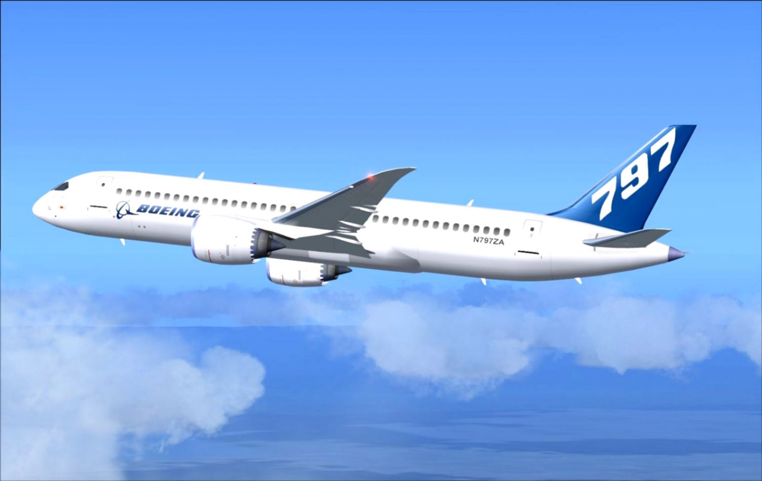 Boeing B-797