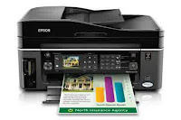 Epson WorkForce 610 Driver (Windows & Mac OS X 10. Series)