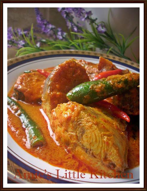 Resepi: Gulai Ikan Tongkol