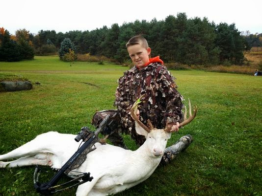 http://www.khou.com/story/news/nation/2014/10/21/boy-hunter-bags-rare-albino-deer/17652845/