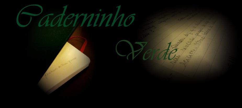 Caderninho Verde